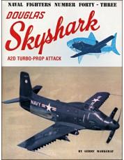 Douglas Skyshark A2D Turbo-Prop Attack
