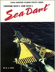 Convair XF2Y-1 and YF2Y-1 Sea Dart