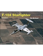 F-104 Starfighter In Action