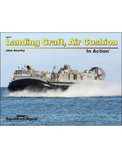 Landing Craft, Air Cushion In Action