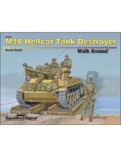 M18 Hellcat Tank Destroyer Walk Around