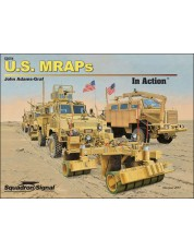 US MRAPs In Action - Hardcover