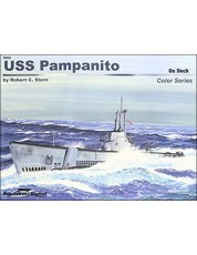 USS Pampanito On Deck