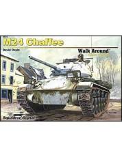 M24 Chaffee Walk Around