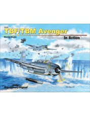 TBF/TBM Avenger In Action
