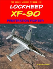 Lockheed XF-90 Penetration Fighter