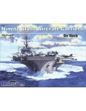 Nimitz Class Aircraft Carriers On Deck